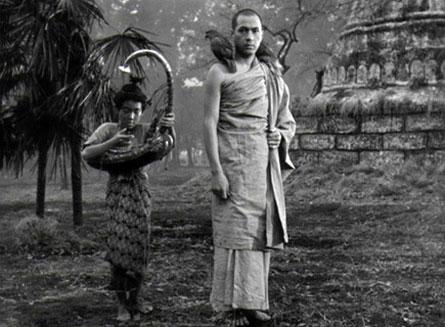 Resultado de imagen de el arpa birmana
