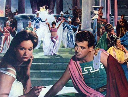 Risultati immagini per il colosso di rodi film 1961