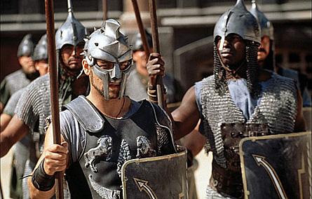 gladiator la resurrecci243n de la roma antigua en las pantallas