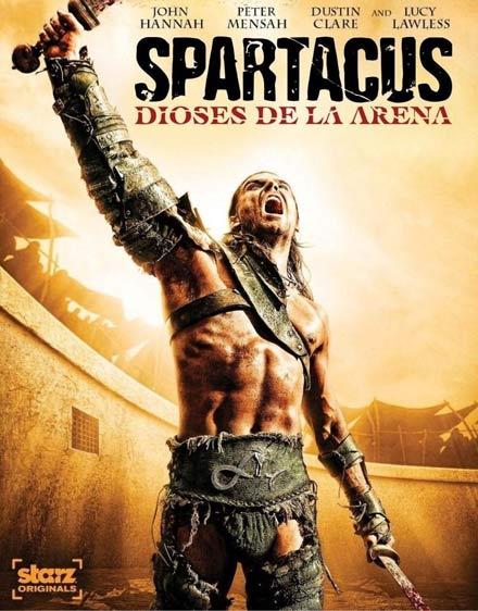 Spartacus Dioses De La Arena Caliente Serie Televisi N